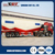 70 CBM low-density bulk powder goods tanker truck trailer for Ethiopia