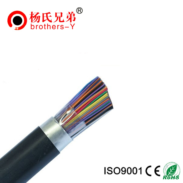 Underground jelly filled 8 pair telephone cable Multi pair Cat3 one 2 10 20 25 50 100 300 Pairs Telephone Cable Outdoor
