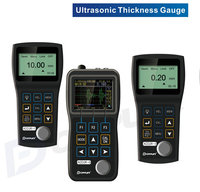 Guangzhou manufacturer of Portable Digital ultrasonic thickness gauge