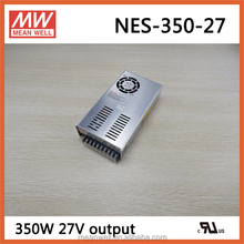 NES-350-27 Meanwell 350W 27V portable power supply instead S-350-27