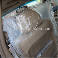 ZHIXIA brand good sale car seat cover unique/universal seat covers/plastic car seat cover