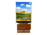 2.8 inch Transmissive lcd screen panel tft lcd 240*(RGB)*320 display with White LED MCU 16 Bit interface