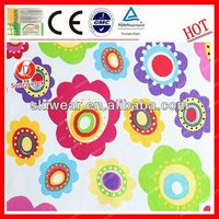 2015 hotsale windproof cvc denim fabric for tablecloth