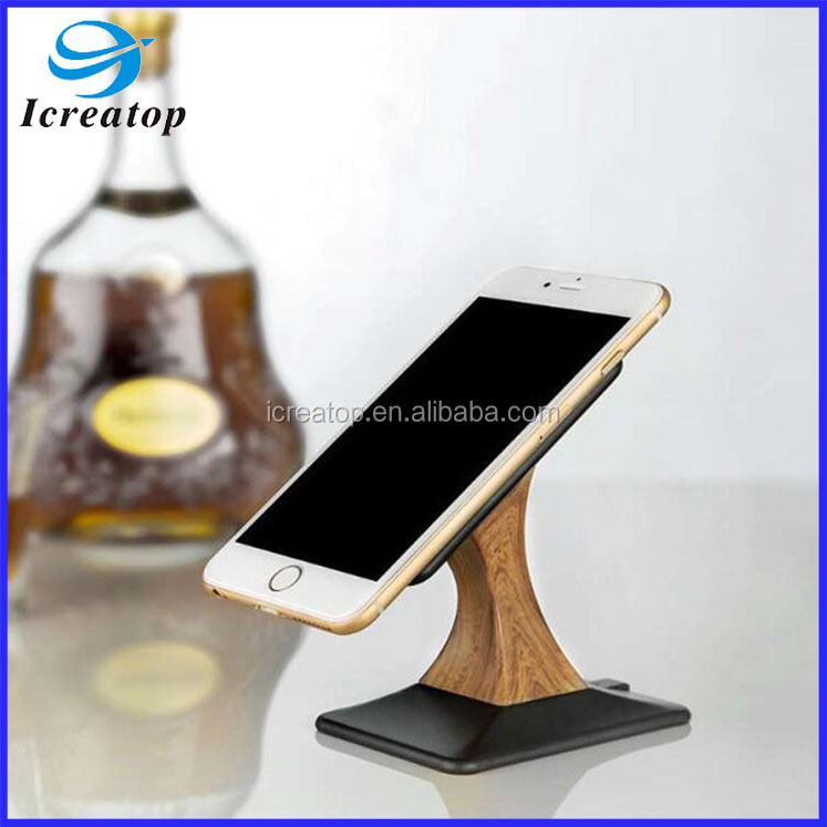 Hot sale fast charger multi qi wireless desktop charger can rotate, Handphone qi wireless charger
