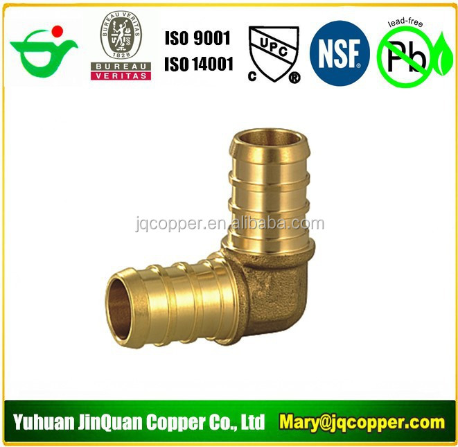 cUPC NSF approved Copper Fitting Pipe Fitting