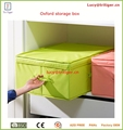 Durable Oxford Fabric Foldable toy Storage Box
