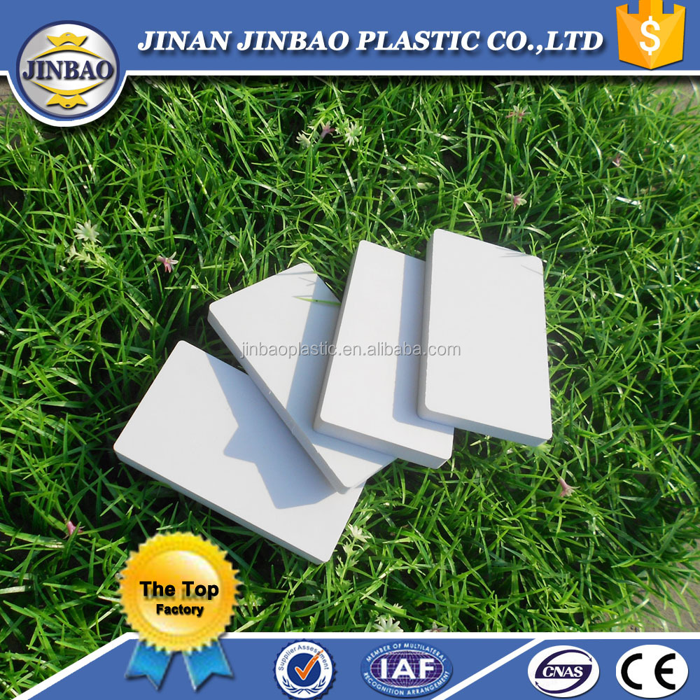 building plastic material extruded pvc celuka foam crust foam board 10mm 12mm