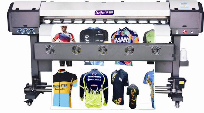 Dx7 digital sublimation printer price for t shirt printing for Computerized t shirt printing machine