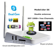 2013 bestseller single/dual/quad core iptv box 1080P support youtube bluetooth webcam XBMC miracast chromecast Android TV b