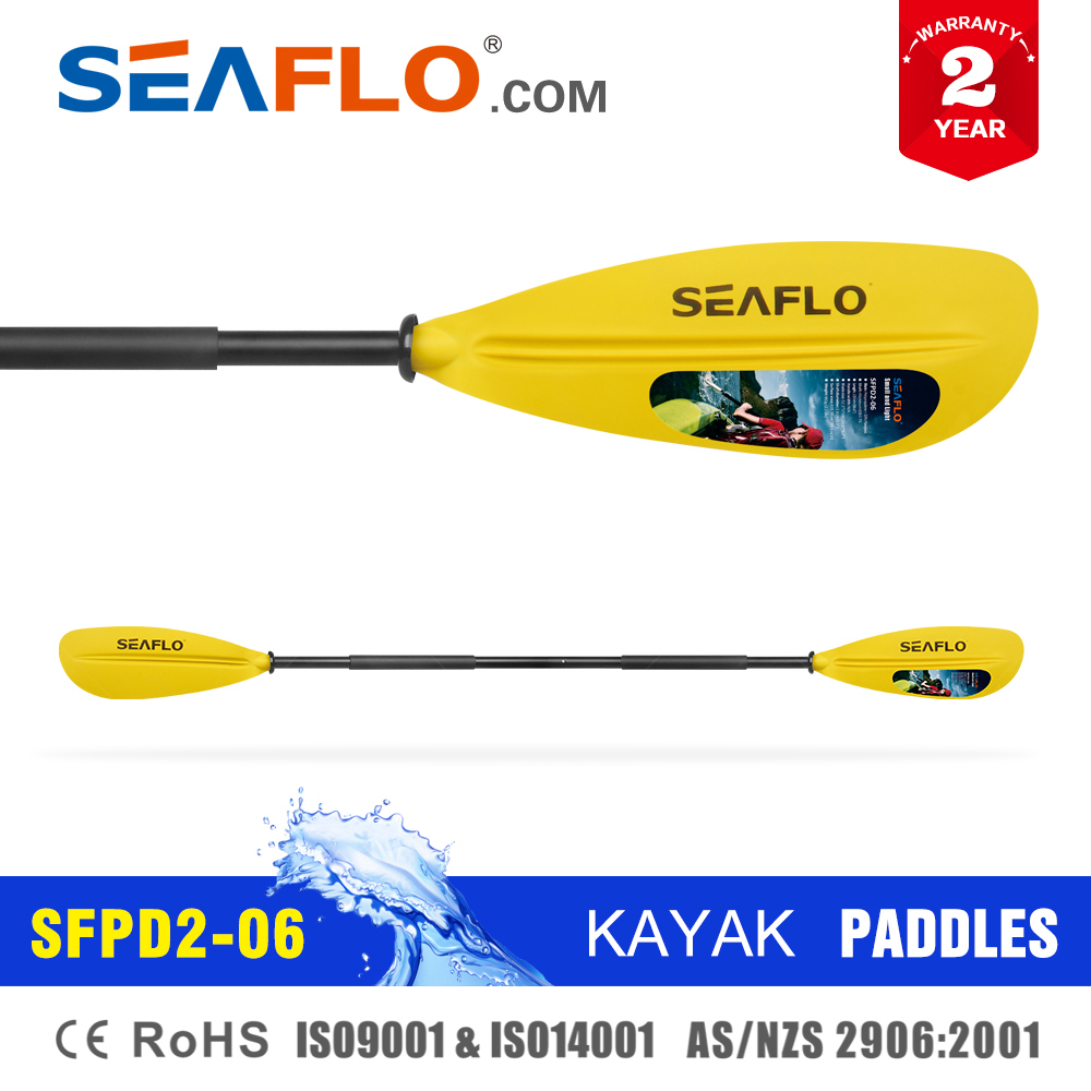 Two Blades Dragon Boat Paddle for Sale Kayak Paddle