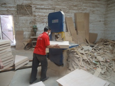 Wood Sawing