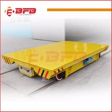 25t mould transport electric railway freight wagon for sale