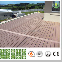 Solid Composite Decking Boards,Outdoor Laminate Wood Flooring,WPC Composite Deck