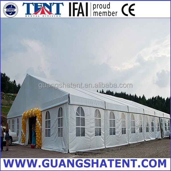 Large air conditioned tents for sale in Changzhou
