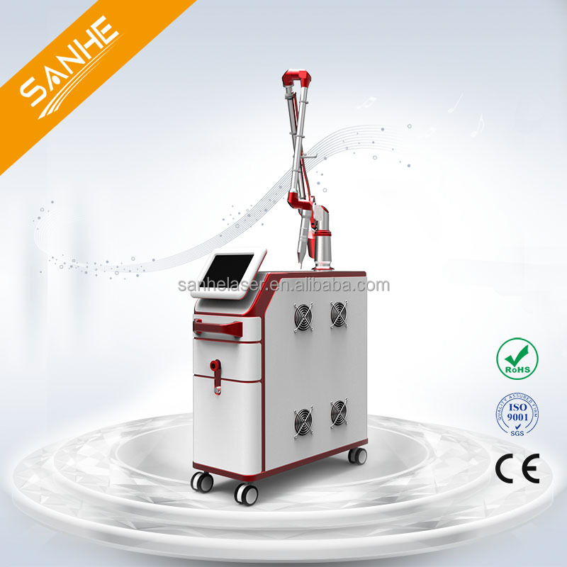 Hot sale! High quality nd yag laser high quality beauty equipment high quality laser tattoo removal handle
