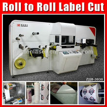 Roll Adhesive Label Laser Die Cutting System
