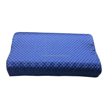 New design washable blue cool touch material pillow case wholesale