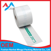 pvc pof pet heat shrink film roll