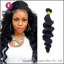 Authentic 6A Top Quality Wholesale Virgin Brazilian Hair For Lady