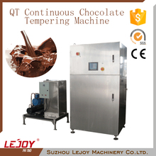 Stainless Steel High Efficiency Continuous Tempering Chocolate Machine