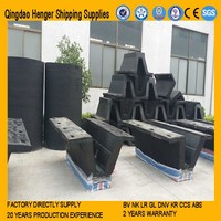 Ship and dock arch V type rubber fender/SOLID DOCK FENDER ARCH TYPE