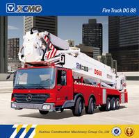 XCMG original manufacturer DG68 fire engine truck specifications