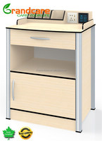 G-FW003 Hospital Ward Cabinet Furniture With Power Socket and Touch Button