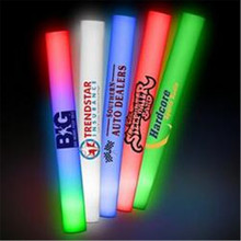 New product eco friendly LED light baton cheering sticks for sports events