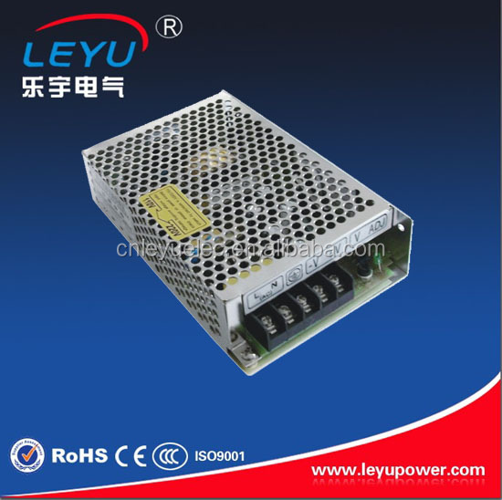 High reliability 5V 12V Dual output D-50A dual voltage switch power supply