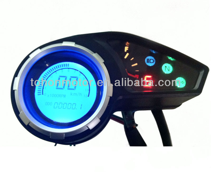 Motorcycle Digital Speedometer , OEM quality for South American Market