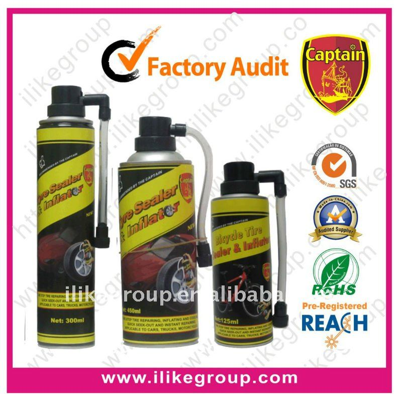 tyre sealant & inflator