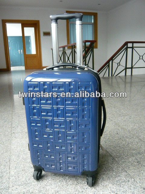 Hot selling beauty train case with wheels