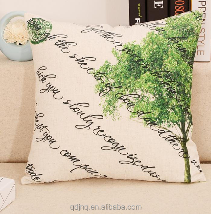 Wholesale China Customer Digital Printing Vintage Garden Car Chair Sofa Cushion Covers Seat covers