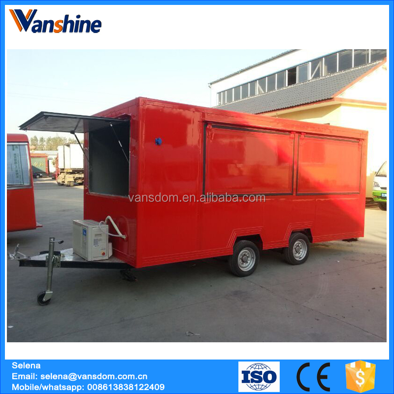 Customizable china kioscos moviles carros for sale