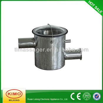 Milk and Water Separator New Design
