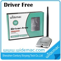 Driver-free 150M Wireless usb Adapter / decoder/dongle ( N96000 )