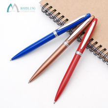 Marbling MT125B Wholesale Feature Metal Twist Ballpoint Pen Hotel Advertising Pen