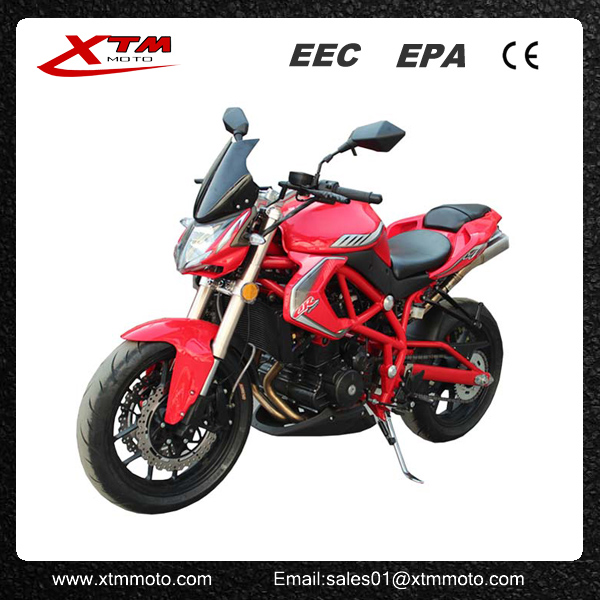 400cc 2 cylinder powerful automatic motorcycle
