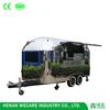Good design frozen mobile customized snack food truck