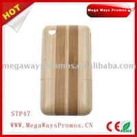 Mobile Wooden Case