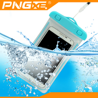 PNGXE Newest fashionable high quality mobile phone pouch and case with cheap factory price waterproof bag for all cell phone