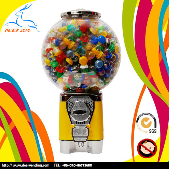 Single Head Globe Gumball Vending Machine