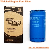 612600081334 Weichai Engine WP10 Fuel Filter