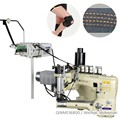 Extra heavy duty neoprene sewing machine