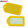 Classic style plastic luggage tag covers