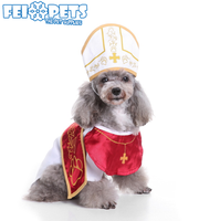 Dog Godfather Costumes Hot Selling Pet Festival Clothes Two Pack