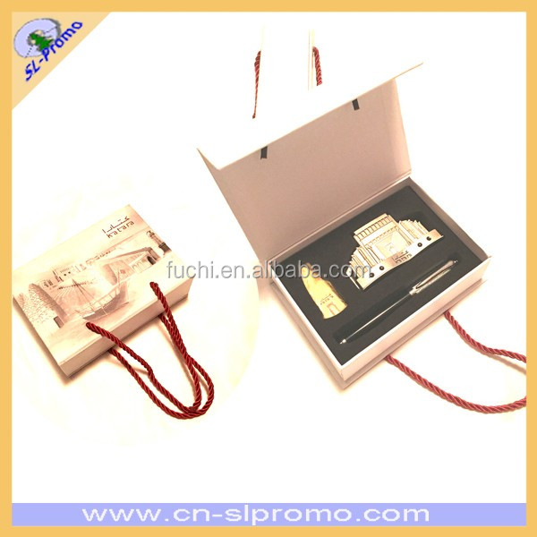 Custom High Quality VIP Gift Set of Cooperate Gift Set