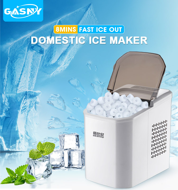 Low-power ice making cube machine ice maker machine