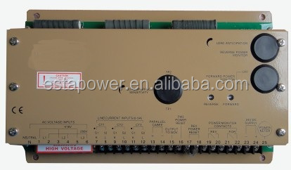 LSM672N Generator Load Share Module electric speed controller LSM672