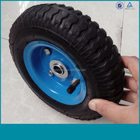Pneumatic Rubber Wheel 400-8 Made In China